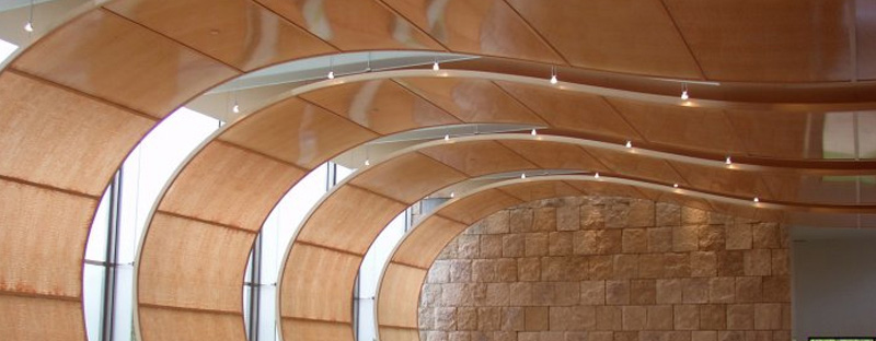 Flexible Sheets Indiana Architectural Plywood