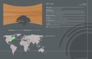 5 Red oak